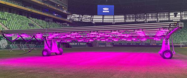 Image of  Stadium Grass Grow Lighting