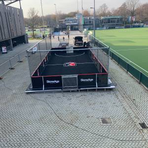 RSI SPORTS Mobile Pitch in Amsterdam
