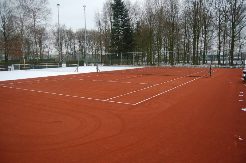 Tennis Gravel Court