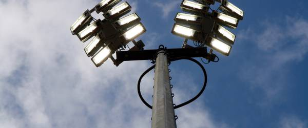Image of  Stadium Floodlighting