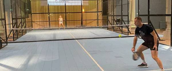 Image of  RSI Sports Padel Court
